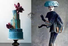 Couture Cakers International 2018 - cake by The Cakes and Sendy Fondant Ruffles, Satin Ice Fondant, Unique Cakes, Creative Cakes, Beautiful Cakes, Amazing Cakes, Cake Art, Art Cakes, Couture Cakes
