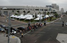 Comic-Con 2012: Our Most Anticipated Events - Movies.com - Twilight first film to hit Hall H!  Who camping out this year?