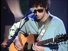Soda Stereo - Un misil en mi placard (MTV unplugged).  Amazing version of this song, love it.