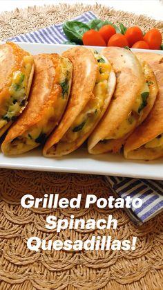 Tasty Vegetarian Recipes, Vegan Dinner Recipes, Veg Recipes, Mexican Food Recipes, Whole Food Recipes, Cooking Recipes, Healthy Recipes, Plant Based Dinner Recipes, Plant Based Meals