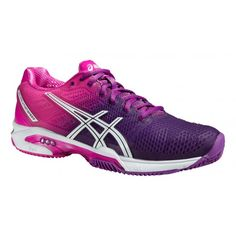 reputable site d248c 91357 Asics Gel Solution Speed 2 tenisz cipő női pink