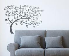 Malířská dekorační šablona Keř Color, Home Decor, Decoration Home, Room Decor, Colour, Home Interior Design, Home Decoration, Interior Design, Colors