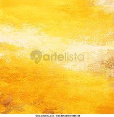 Amarillo iridescente Zoe Marmentini - Artelista.com