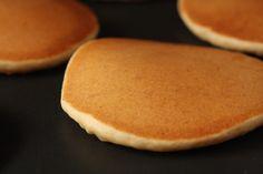 vegan and gluten free pancakes.