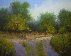 """©2012 Paula Ann Ford, Decision, Soft Pastels on Ampersand Pastelbord, 8""""x10"""""""