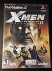 X-Men Legends II: Rise of Apocalypse (Sony PlayStation 2 2005) FREE SHIPPING!