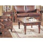 $549.00  Acme Furniture - Humphrey 3 Piece Coffee/End Table Set - 6035-3set