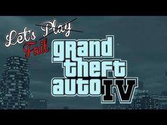 Let's Fail - Grand Theft Auto IV - Taxi