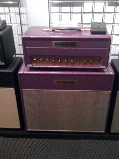 Show Your Purple Amps | Page 4 | The Gear Page