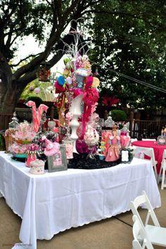 Princess candy bar
