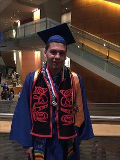 Ryan Lonergan, ASB President of South Seattle College
