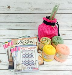 National Crochet Month Giveaway