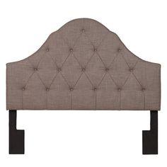155, blue,Found it at Wayfair - Modern Upholstered Headboard