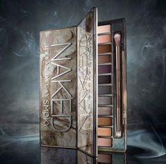 """The eyeshadow colors are specifically designed to create the perfect smoky eye. 