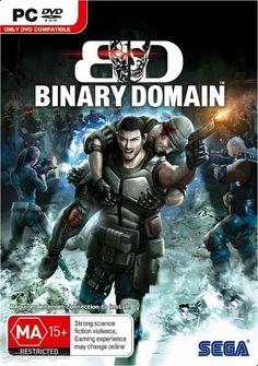 Binary Domain [Español] [Full] [MEGA]