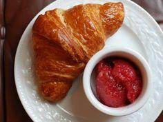 Preserved: Raspberry Rhubarb Ginger Jam