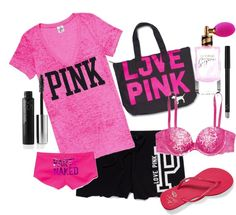 """""""p i n k"""" by kkaylawoodssx on Polyvore"""