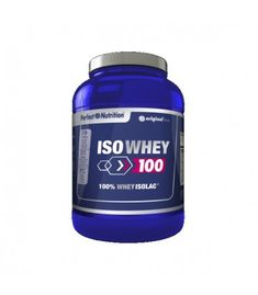 Perfect Nutrition Isowhey 100 | Suero | Proteínas | Nutrición Iso Whey Protein, Whey Protein Isolate, Muesli, Top Nutrition, Food, Whey Protein, Extreme Diet, Increase Muscle Mass, Granola