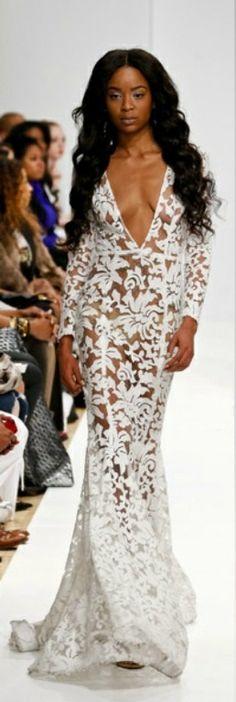 Haute Couture Fall 2014 - Michael Costello