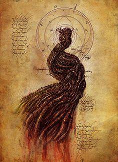 Necromancer Book, Dark Fantasy, Fantasy Art, Creature 3d, Dnd Stories, Dark Books, Lovecraftian Horror, Eldritch Horror, Monster Concept Art