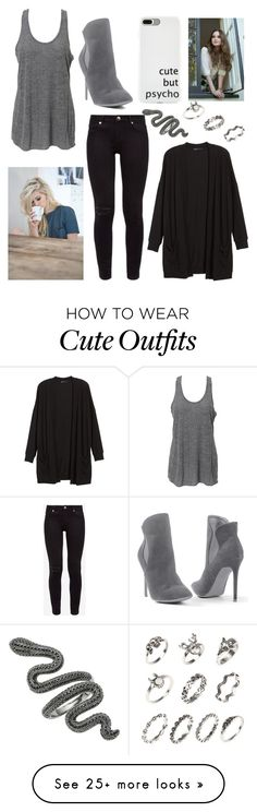 """""""Delilah Rider"""" by andromeda07 on Polyvore featuring Simplex Apparel, Gibson, Ted Baker and Venus"""