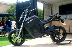 Volta Motorbikes espera vender 600 motos eléctricas en 2016
