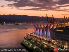 Downtown, Vancouver, B.C. Canada