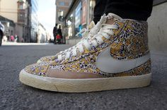 Six Feet Down - Nike Liberty London Blazers