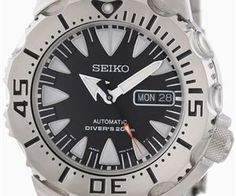Seiko Men's SRP307 Classic Automatic Dive Watch Review – ReviewAwatch.com