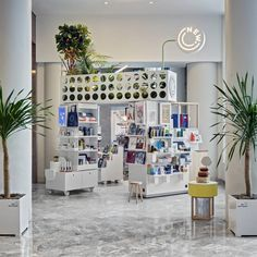 UM Project x The New Stand: Redefining Retail - Design Milk Retail Store Design, Retail Shop, Retail Displays, Shop Displays, Window Displays, Display Design, Booth Design, Diy Design, Retail Interior