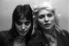 Joan Jett & Debbie Harry