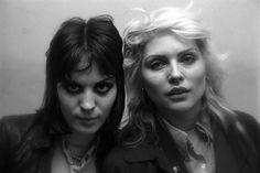Joan Jett & Debbie Harry