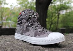 14f69a7b0f7cf Converse All Star Swag Hi - Men's Wiz Khalifa 141851C Camo NWT NIB Rare  Shoes #
