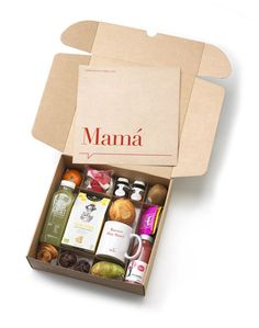 Mothers Day Gifts – Gift Ideas Anywhere Simple Gifts, Easy Gifts, Snack Box, Lunch Box, Breakfast Basket, Birthday Breakfast, Fruit Box, Healthy Menu, Mother's Day Greeting Cards
