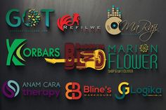 Logo Design Hello, We want to propose to you one service for Logo Design. We can design any kind of logo for you and your company that you have imagine for website, avatar, blog, visit cards, letterheads and etc. We can propose to you amazing colored style that present you in your style or the s