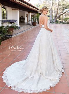 Wedding Dresses | Bridal Gowns | KittyChen Couture - Lucia