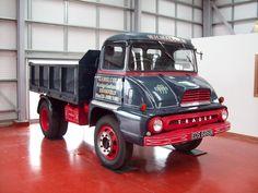 bedford Vintage Trucks, Old Trucks, Pickup Trucks, Ford Lincoln Mercury, Classic Trucks, Classic Cars, Bedford Truck, Old Lorries, Old Wagons