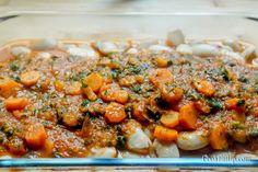 Φασόλια γίγαντες κι ένα μικρό μυστικό ⋆ Cook Eat Up!