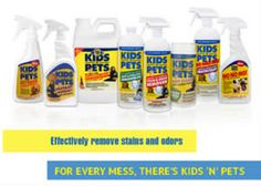 FREE Bottle of ANY Kids 'N' Pets Product (MIR) on http://www.icravefreebies.com/