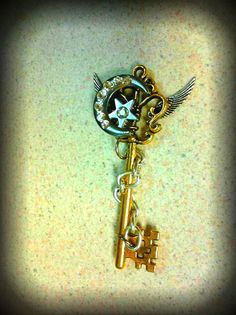 fantasy art keys | Crystal Moon Fantasy Key by Starl33na on deviantART