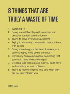Someone Asks What We Shouldn't Do Anymore That Wastes Our Time, And His Answers Are Brilliant
