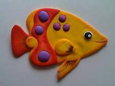 Resultado de imagen para porcelana fria animales marinos