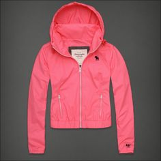 Womens Charlie Jacket from Abercrombie and Fitch
