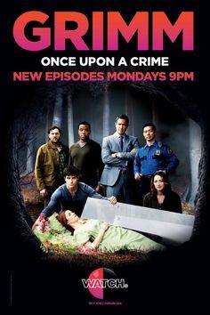 grimm 2013 season 3 | Grimm poster season 3 386x580 Grimm poster season 3