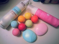 Eos products. I love these organic products #eos