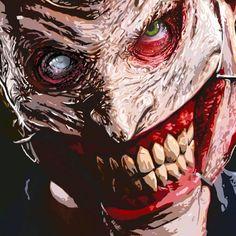 Jokerface - Mark Muttley