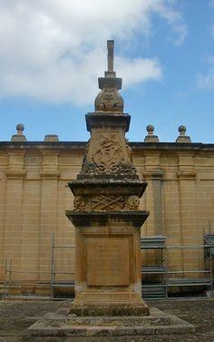 The old city of Valletta in Malta is on the World Heritage list.