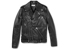 GQ gives 10 Ways To Rationalize This $6450 Saint Laurent Biker Jacket. The GQ Eye has struck again. This jacket tho... whoa. Yes please. Thank you.