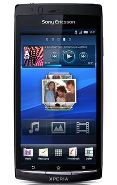Awesome Sony Ericsson XPERIA arc - Smartphone - 3G - WCDMA (UMTS) / GSM - touch - Android - midnight blue Review