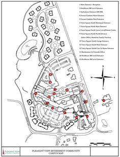 Bay Pines Va Hospital Campus Map
